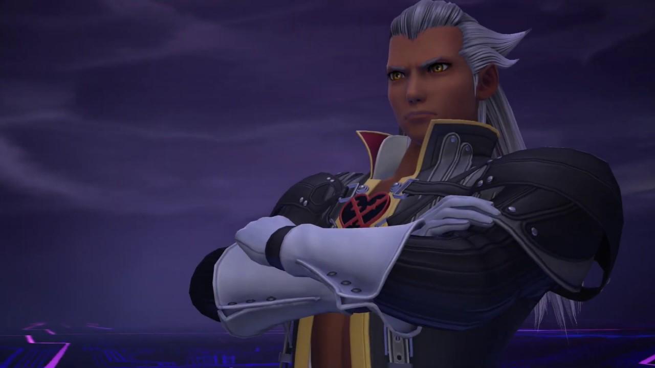 Vương quốc trái tim 3 ReMind Ansem Seeker of Darkness Boss Guide 5