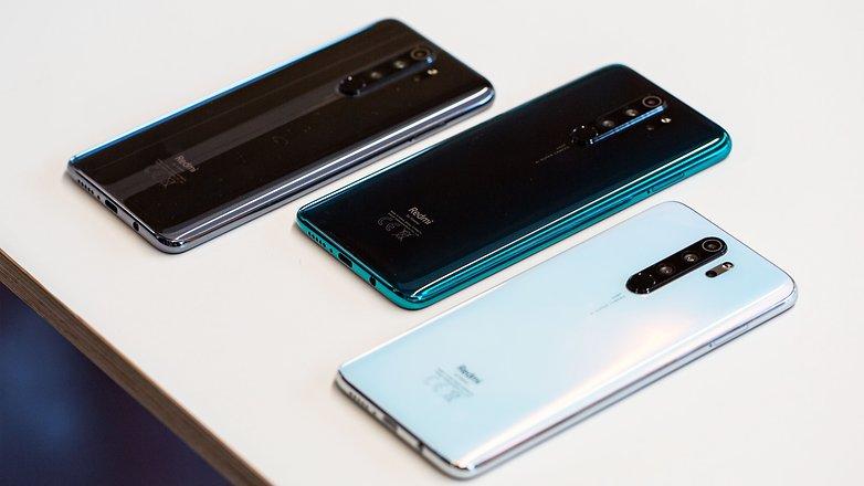AndroidPIT Xiaomi redmi lưu ý 8 màu sắc chuyên nghiệp