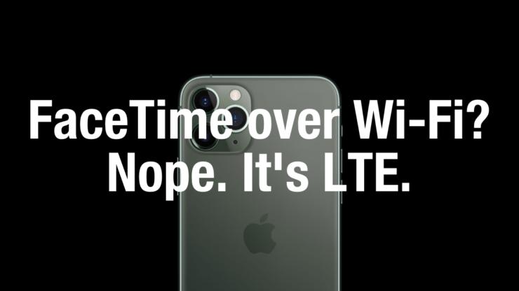 iOS 13 Lỗi Ngắt kết nối iPhone từ Wi-Fi, Chuyển sang LTE trên ổ đĩa 4