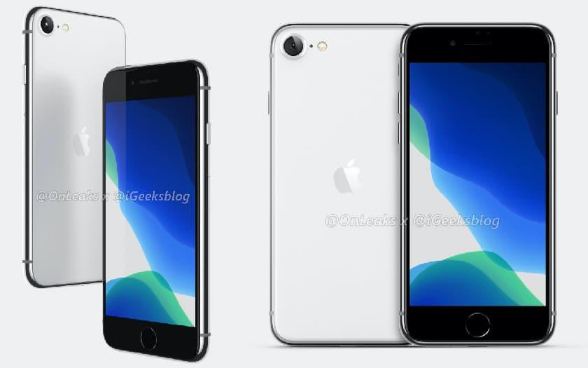 iphone 9 thiết kế lỗi thời