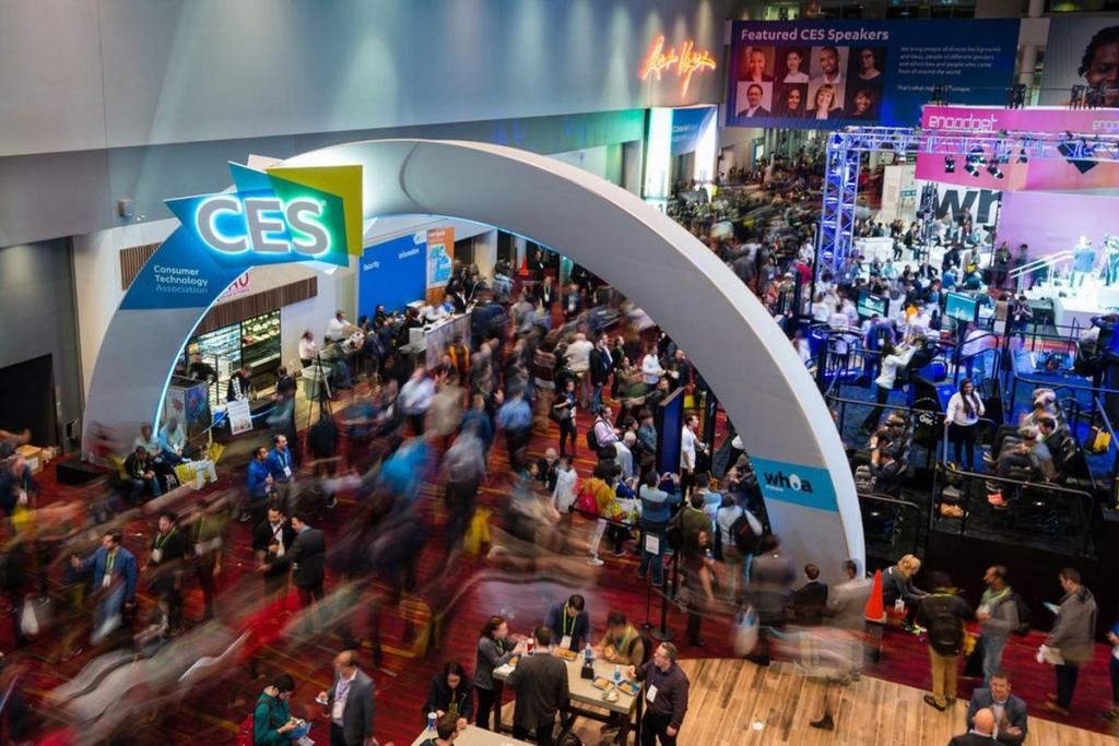 Triển lãm Điện tử tiêu dùng (CES) mở ra lịch sự kiện công nghệ mỗi năm