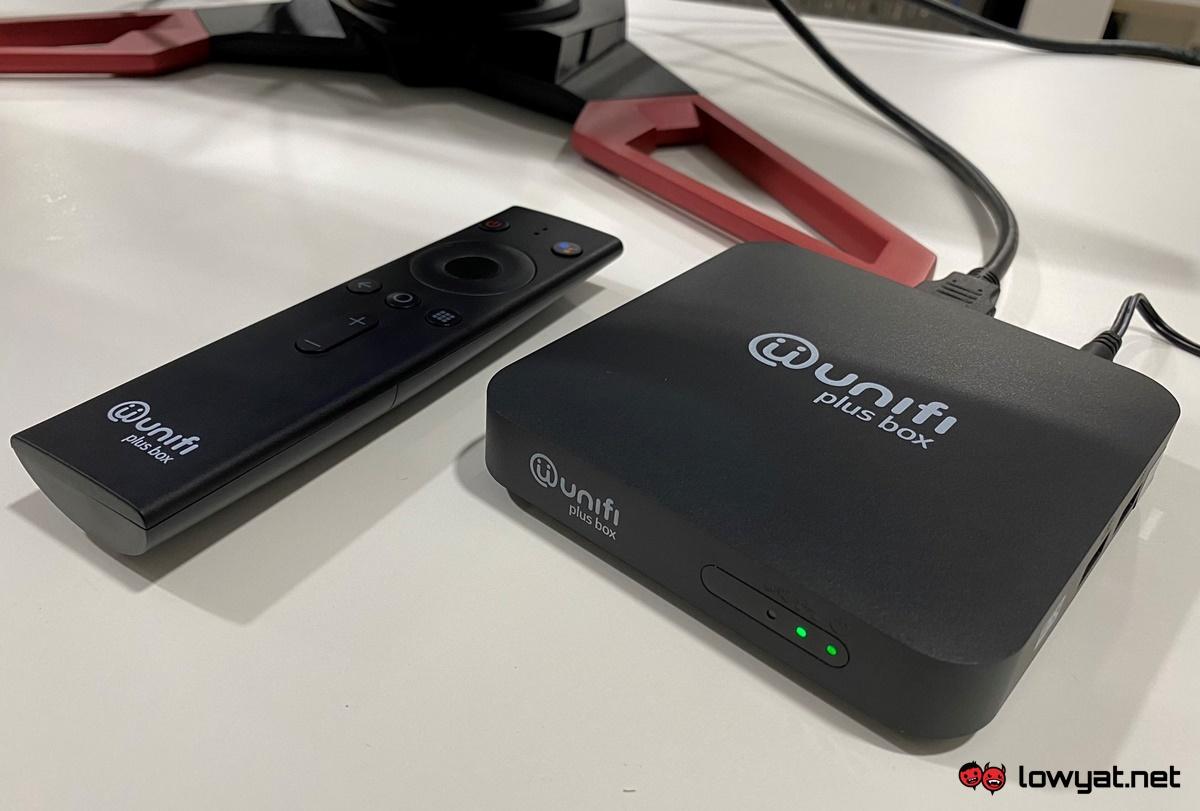 unifi Plus TV Box có thể được sử dụng trên mạng không unifi 1