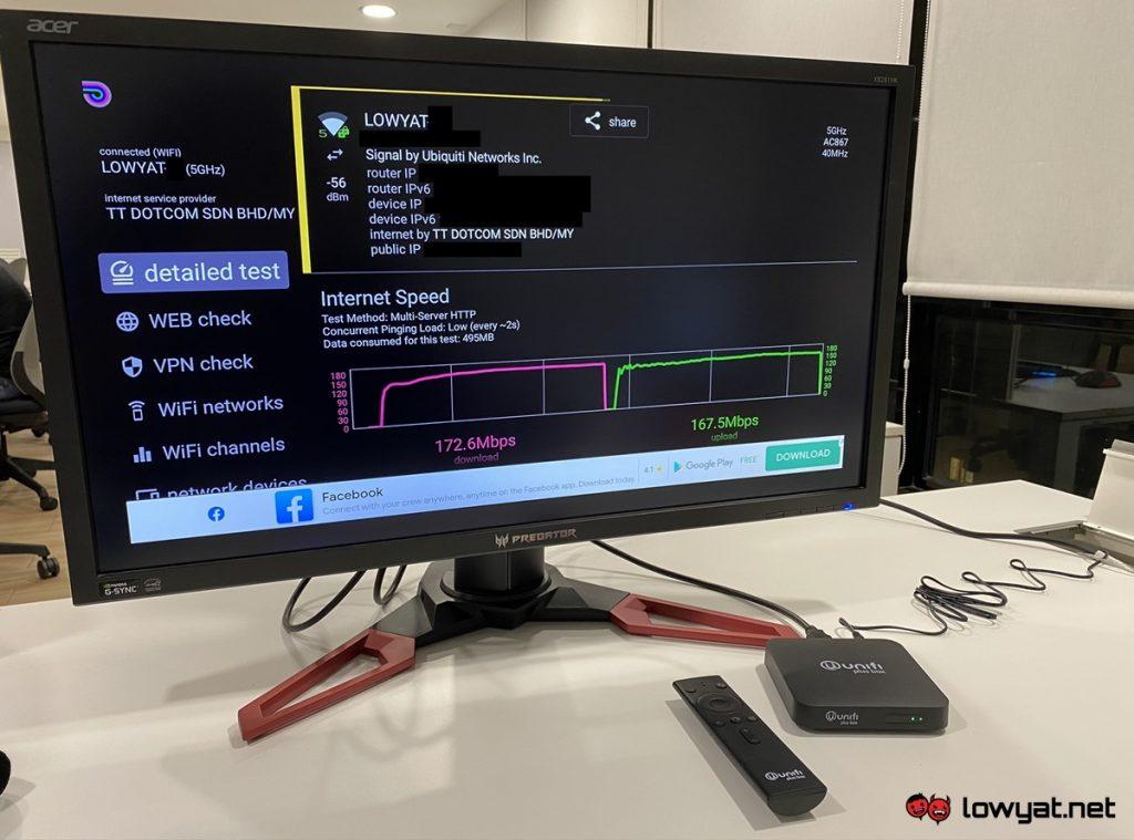 unifi Plus TV Box có thể được sử dụng trên mạng không unifi 3