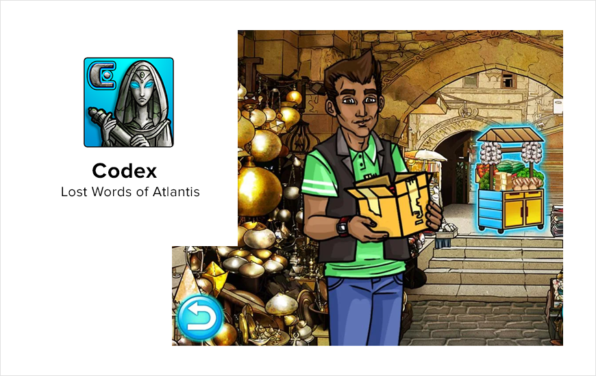 Ứng dụng Codex: Ứng dụng chơi game SMU mới dành cho người lớn ở Hoa Kỳ, những người có thể đọc được