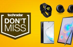 Yêu cầu hoàn tiền lên tới £ 100 với Samsung Galaxy giao dịch: điện thoại, đồng hồ và máy tính bảng giá rẻ