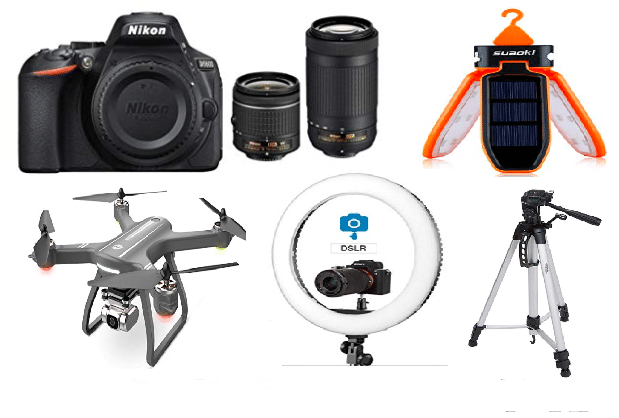 13 thiết bị Vlogging hàng đầu năm 2020