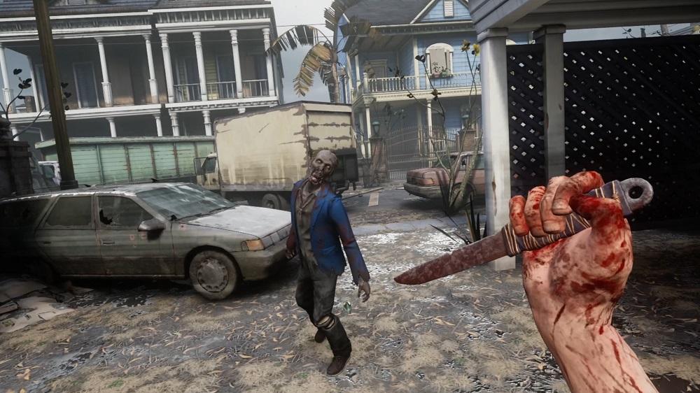 The Walking Dead: Saints & Sinners Review 1