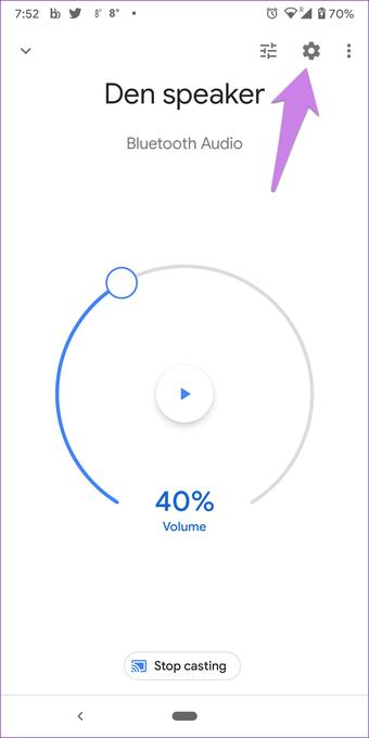 Google home mini tiếng bíp ngẫu nhiên 3