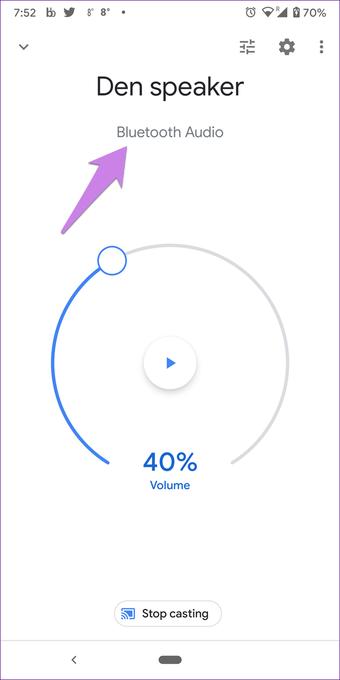 Google home mini tiếng bíp ngẫu nhiên 2