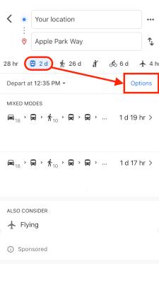 Cách xem giới hạn tốc độ trên Google Maps 3