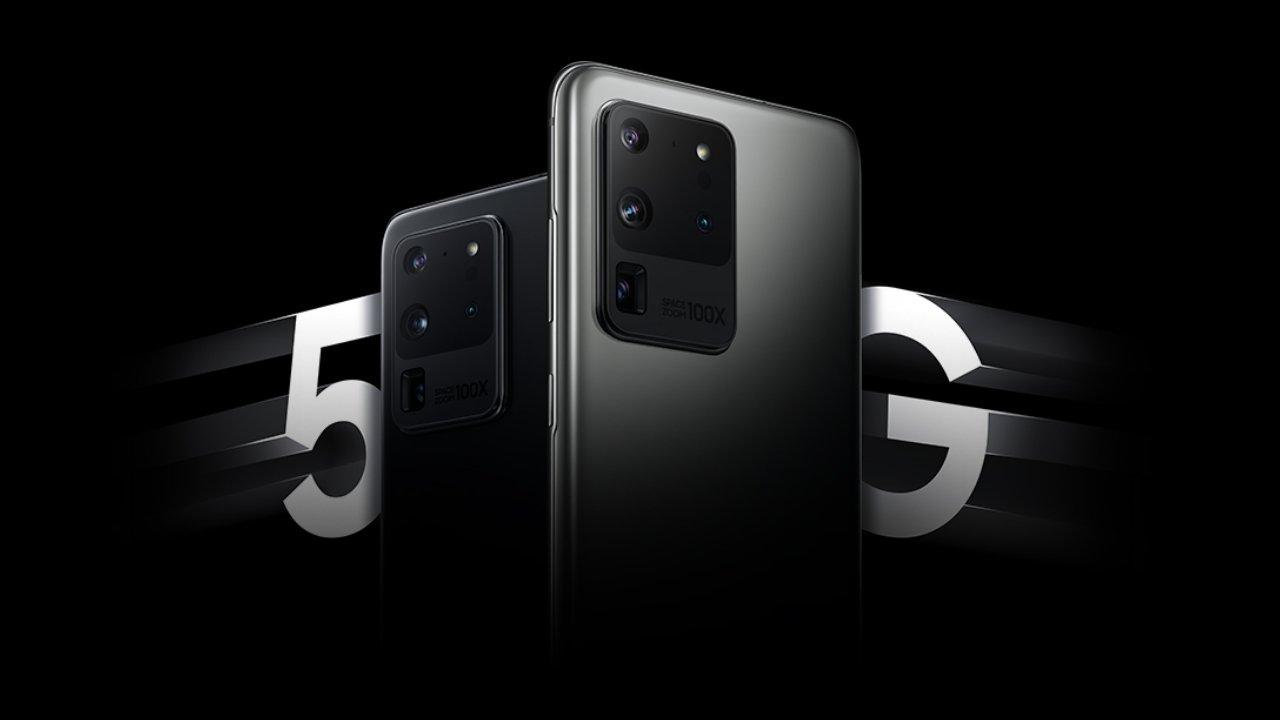 Samsung giới thiệu Galaxy Đường dây S20 2