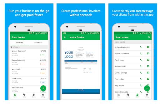 10 ứng dụng hóa đơn tốt nhất cho Android 2020 mà bạn chưa biết về 8