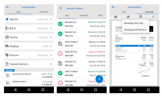 10 ứng dụng hóa đơn tốt nhất cho Android 2020 mà bạn chưa biết về 14