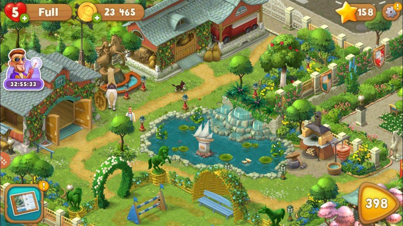 Tải xuống Gardenscapes trên PC 4