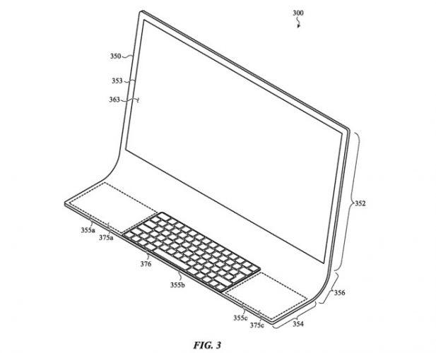 iMac: một mẫu siêu mỏng và có thể gập lại mới 2