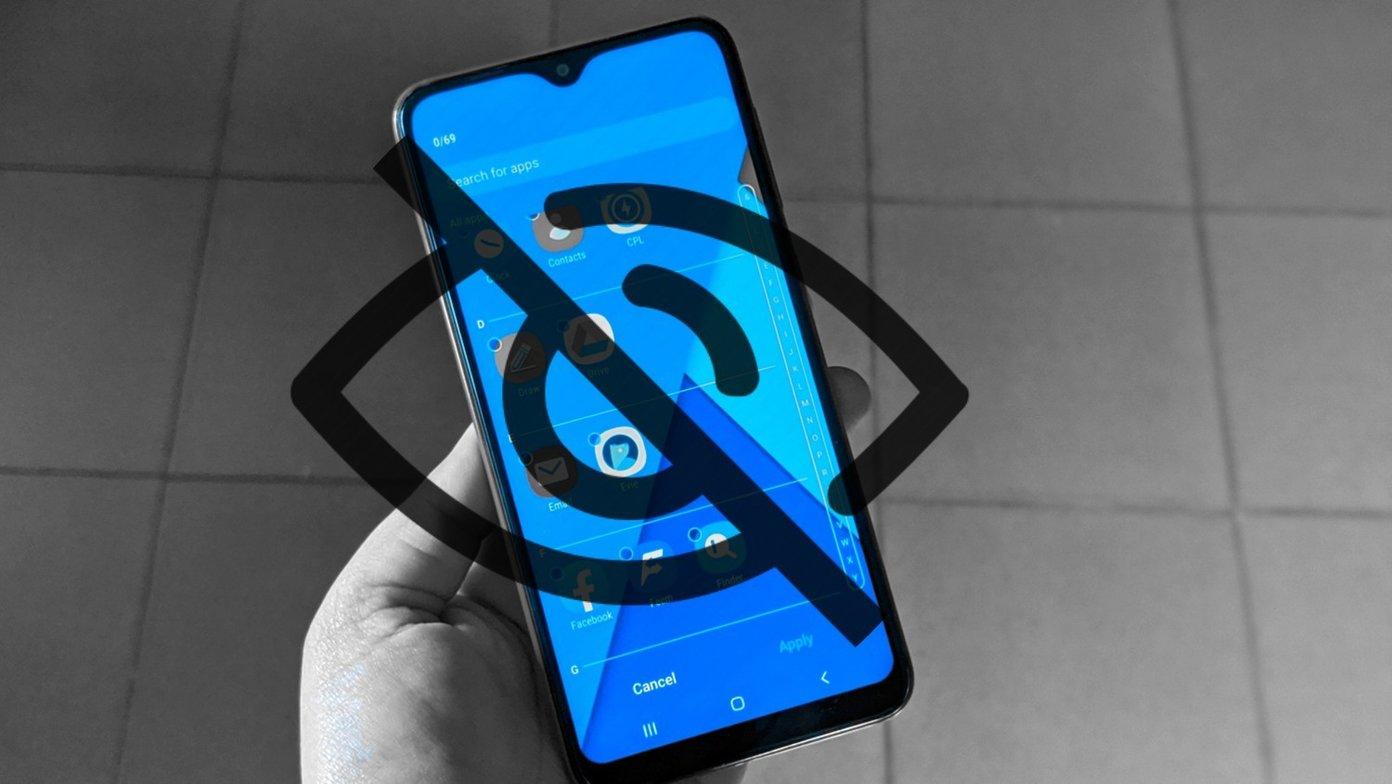 5 Cách tốt nhất để ẩn ứng dụng trên Android mà không cần tắt 5