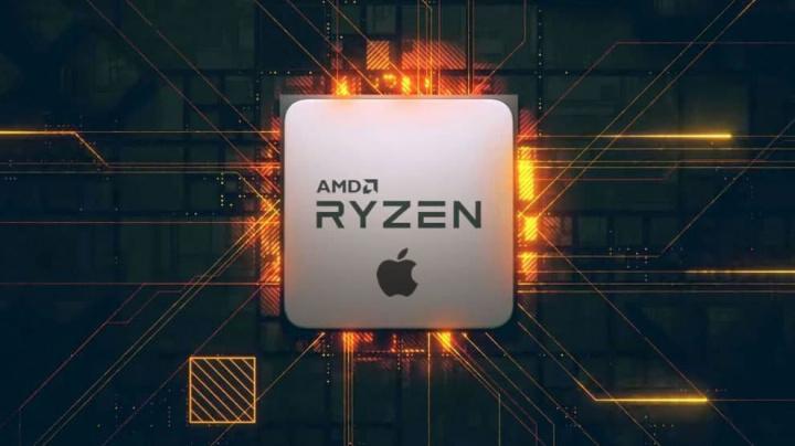 Apple có thể đang làm việc trên máy Mac được trang bị bộ xử lý AMD 4