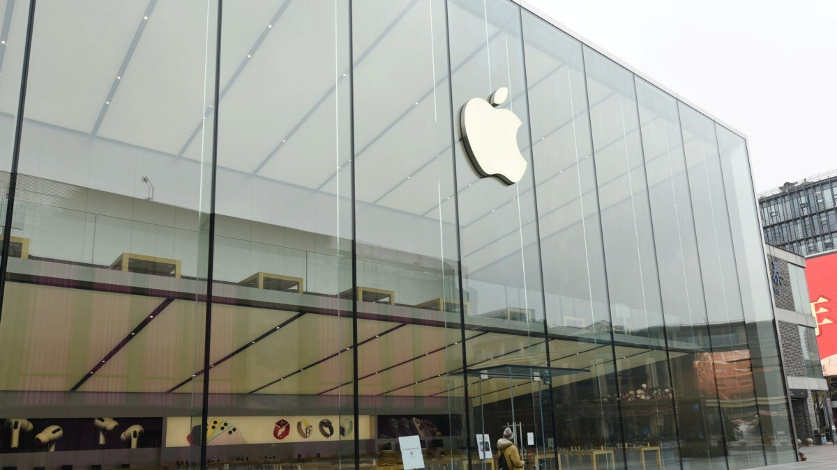 Apple to Delay Reopening of Retail Stores in China Over Coronavirus