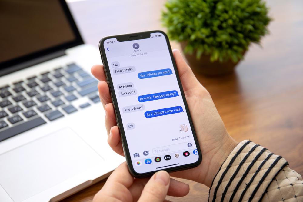 Bạn có thể thấy bạn có bao nhiêu tin nhắn trên iPhone không?
