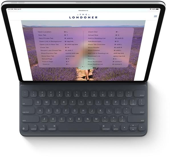 Bàn phím thông minh tiếp theo cho iPad Pro có được trang bị trackpad tích hợp không? 1