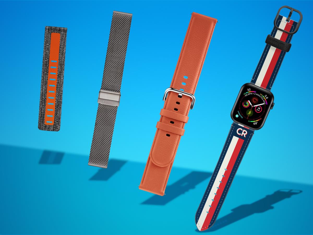 Băng qua nắm tay: dây đeo smartwatch tốt nhất cho Apple Watch, WearOS và nhiều hơn nữa 4