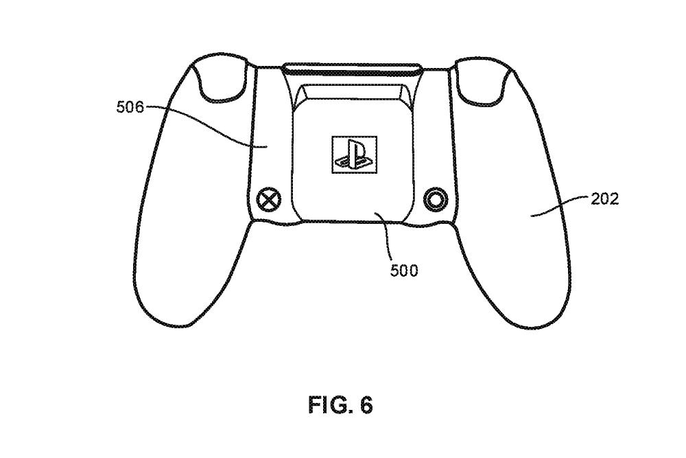 Bằng sáng chế Sony DualShock mô tả sạc không dây 5