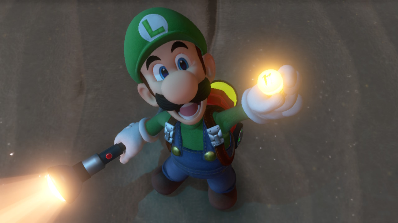 Biệt thự của Luigi 3 1