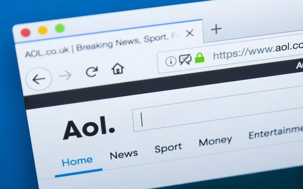 Cách xóa tài khoản email AOL