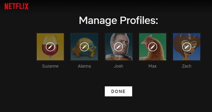 Cách dừng tự động phát Netflix 1