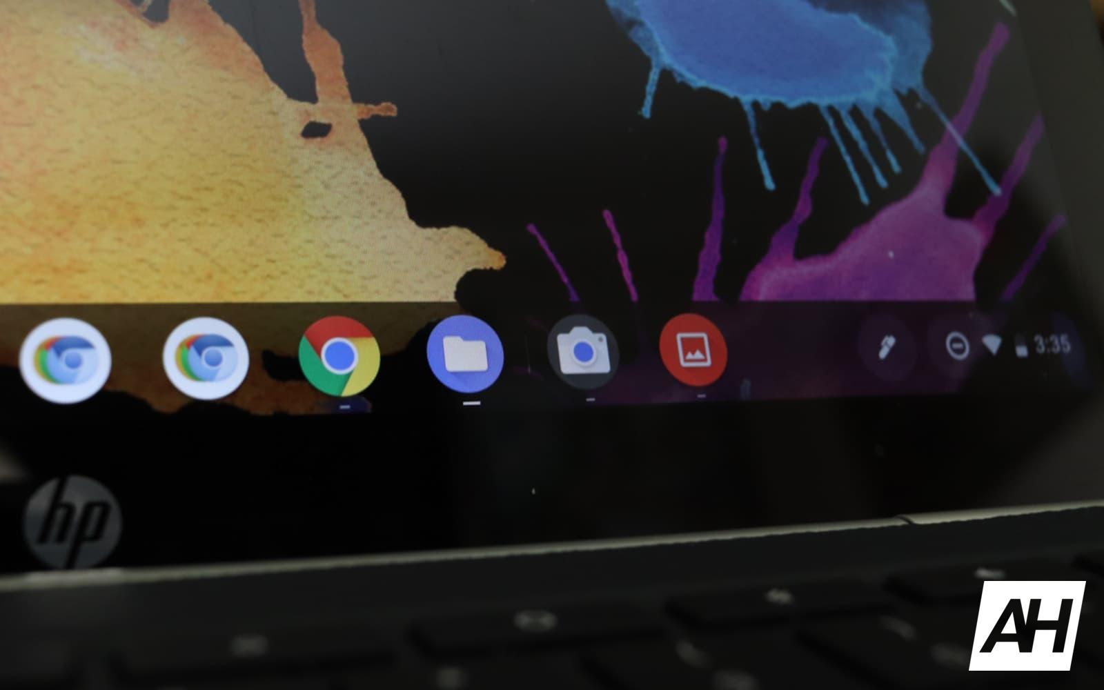 Cách sử dụng Chế độ tổng quan & Switch Ứng dụng nhanh chóng trên Chromebook 3