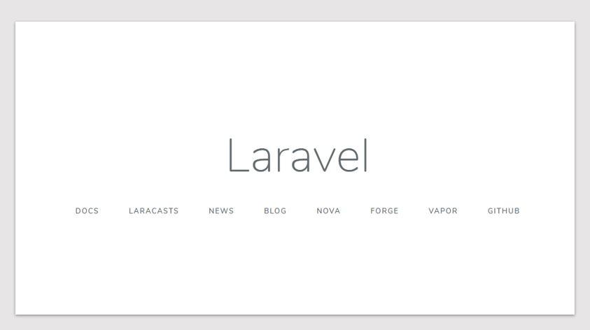 Cách sử dụng trình soạn thảo để cài đặt Laravel 2