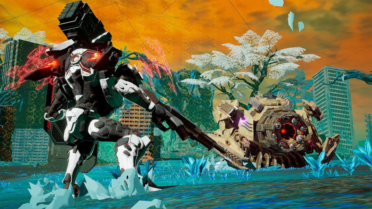 Daemon X Machina Không còn nữa Nintendo Switch Độc quyền; Phát hành PC vào ngày 14 tháng 2 2