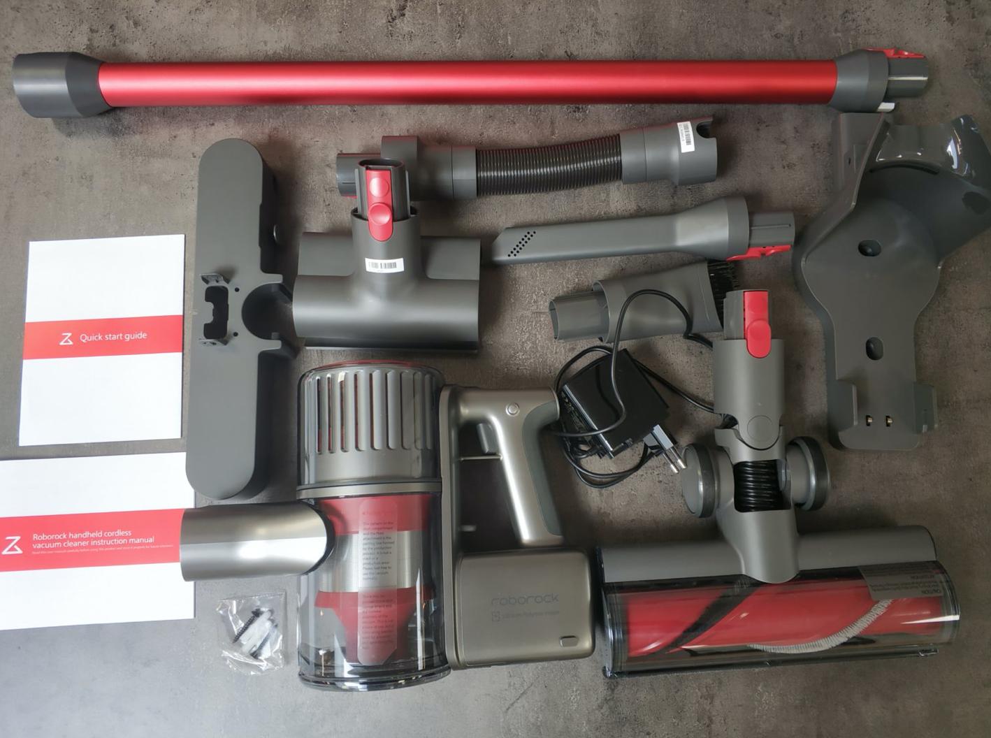 Đánh giá máy hút bụi Roborock H6: Một thiết bị không dây cầm tay khác 3