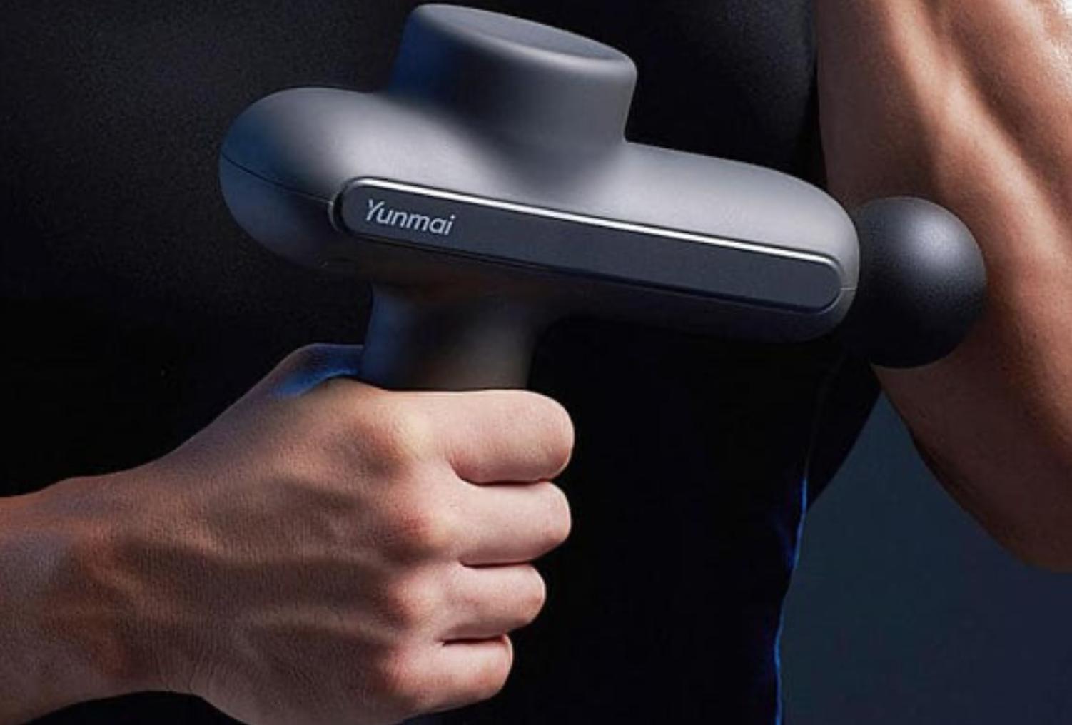 Đánh giá súng massage / súng ngắn Xiaomi Yunmai: Súng cầm tay 2