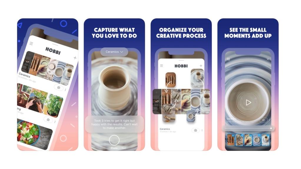 Facebook ra mắt Hobbi, ứng dụng cạnh tranh từ Pinterest 4