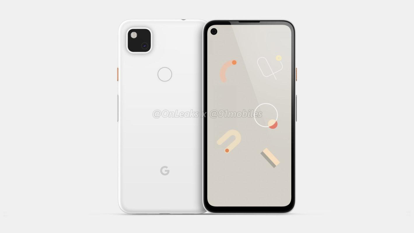 Google Pixel 4a thiếu trên 5G theo cách tốt nhất có thể 7