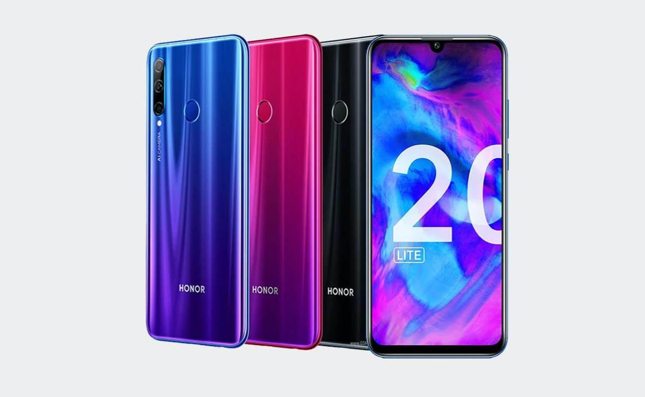 Honor 20 Lite đã đến Nga với mức giá 14 990 rúp 2