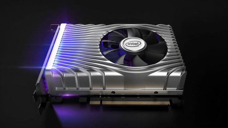 Intel Xe DG1 CHẠY Chuẩn, Lên 40% Nhanh Hơn AMD 7nm Vega 2