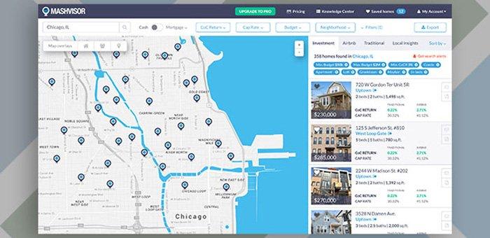Khởi động kế hoạch đầu tư bất động sản của bạn với các công cụ phân tích dữ liệu Mashvisor từ 4