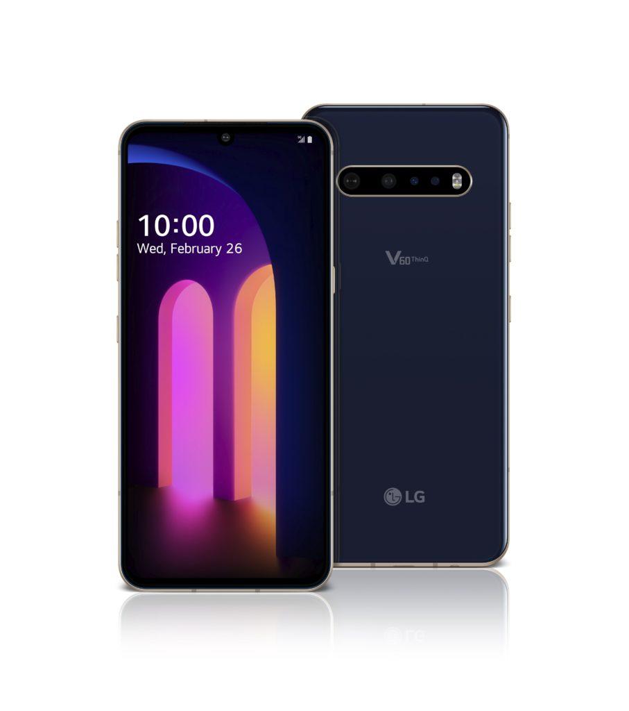 LG công bố V60 ThinQ 5G mới 2