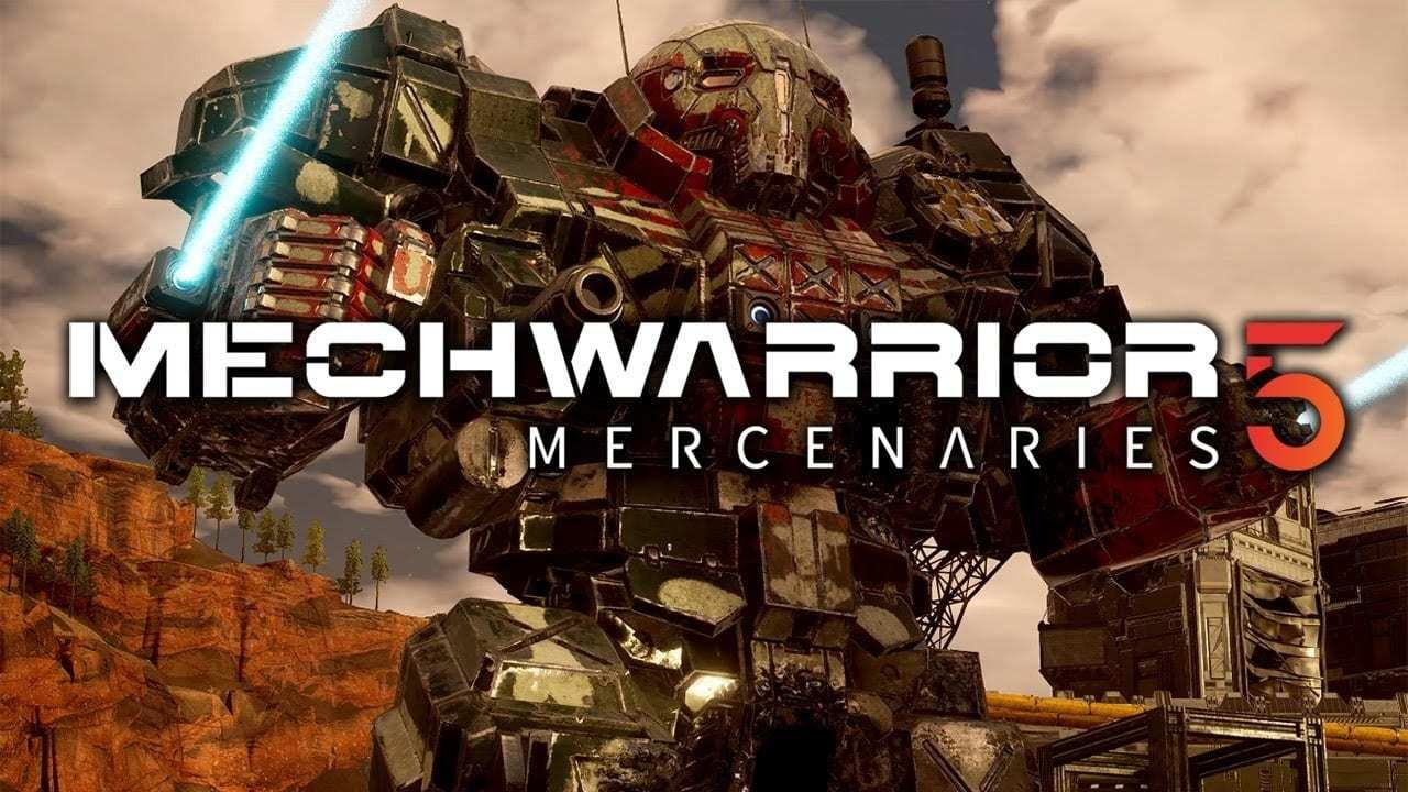 MechWar chiến binh đầu tiên 5: Lính đánh thuê DLC dự định tháng 4; Sẽ bao gồm Chế độ nghề nghiệp chuyển vùng miễn phí 4