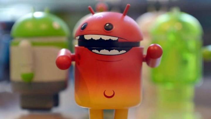 Phần mềm độc hại Android tồn tại cho đến khi khôi phục nhà máy 1