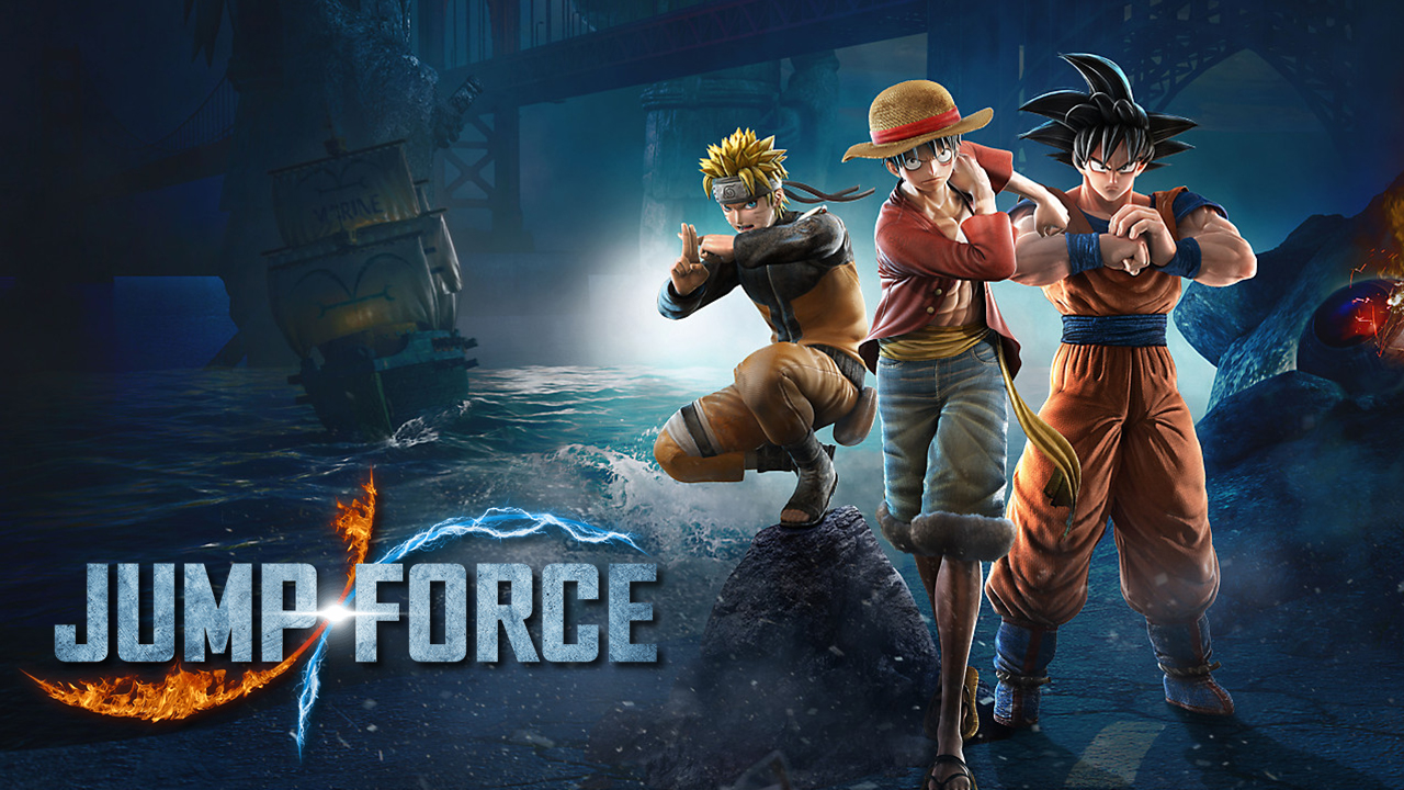 Phiên bản cập nhật Jump Force 20,00 Ghi chú bản vá đầy đủ (PS4, Xbox One, PC) 1