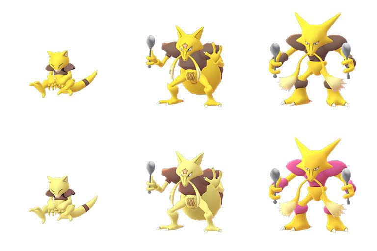 Pokemon Ngày cộng đồng Go Abra và nghiên cứu đặc biệt điều tra ảo tưởng