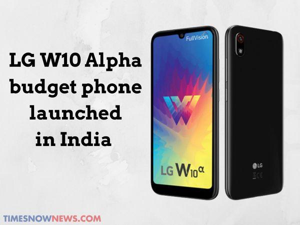 Ra mắt điện thoại thông minh LG W10 Alpha; để mang chiếc Redmi 8A ở Ấn Độ 3