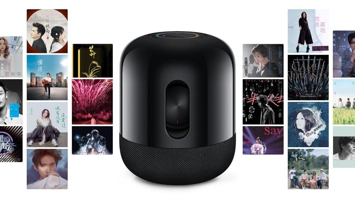 Ra mắt màn hình thông minh Huawei V75 4K, loa thông minh Sound X 3