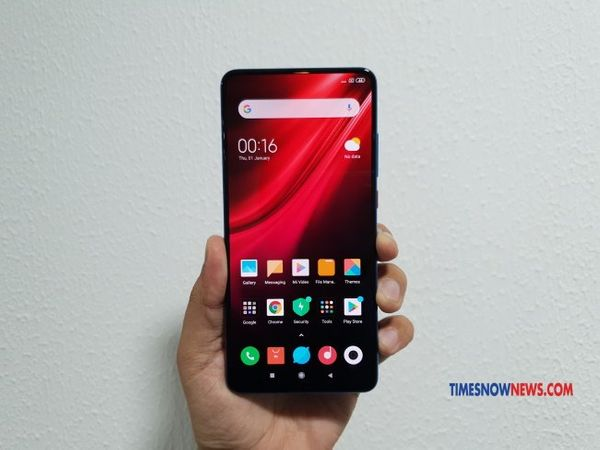 Redmi K20 Pro sẽ có mặt tại Ấn Độ]Giám đốc điều hành của Xiaomi gợi ý về việc ngừng sử dụng Redmi K20 Pro 4