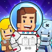 Rocket Star - Trò chơi Tycoon không gian nhàn rỗi