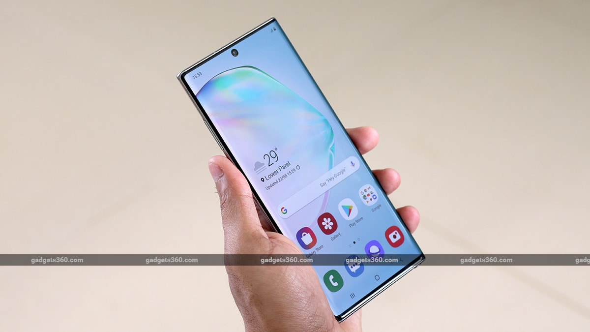 Samsung Galaxy Note 20 Rumoured to Debut With