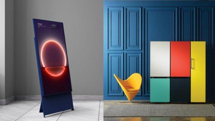 Samsung đã giành được 61 giải thưởng thiết kế iF 1